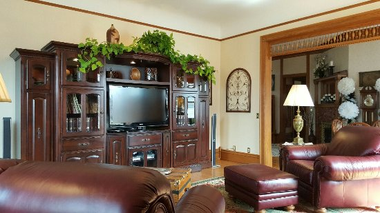 Wisconsin Rapids, WI: Guest Living Room!