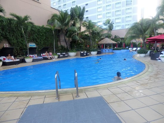 la piscine picture of caravelle saigon ho chi minh city