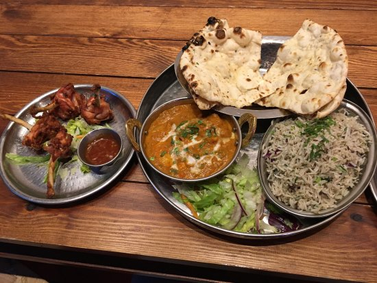 Indian Tiffin Room First Street Manchester Updated 2020