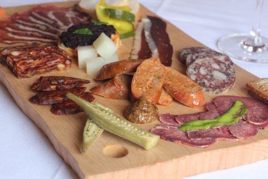 Emeril's Delmonico: House Made Charcuterie