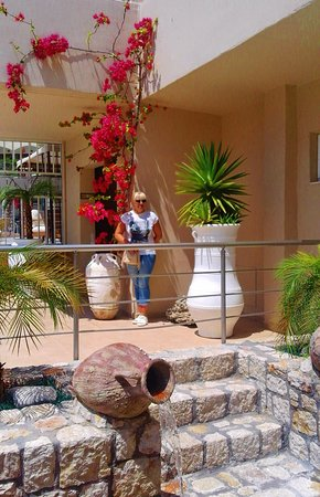 Venezia Resort :  na terenie hotelu