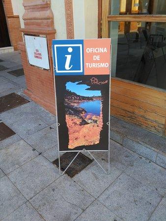 Oficina de turismo de la palma del condado spanien for Oficina turismo palma