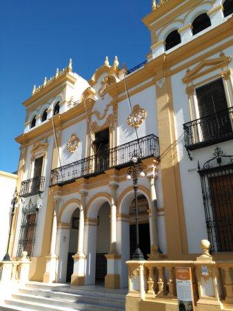 Oficina de turismo de la palma del condado picture of for Oficina turismo palma