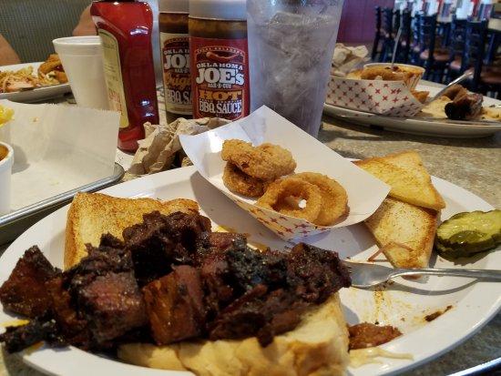 Oklahoma Joe's BBQ : 20170404_160948_large.jpg