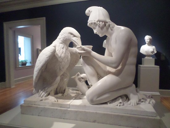 Chrysler Museum of Art : One of my favorite sculptures on the visit.