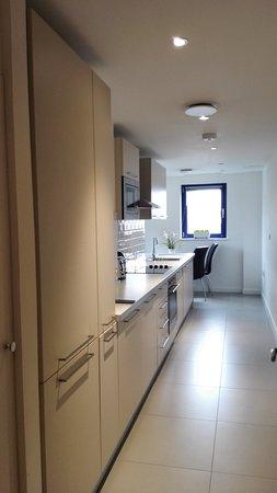 linton apartments lavandino bagno piccolo