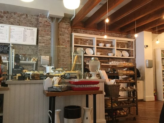 Half Kitchen Half Service Counter Picture Of Atlantic No 5 Louisville Tripadvisor