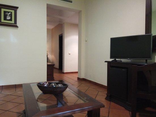 Hotel Los Bronces: Salón Junior Suite