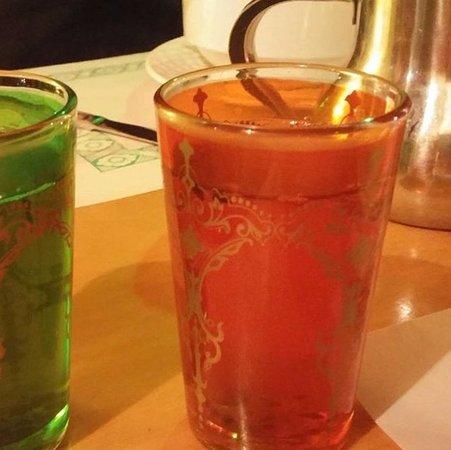 Menthe et Couscous : Tea glasses