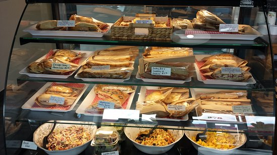 Yarmouth, Canada: Sandwiches - Panini - Salads