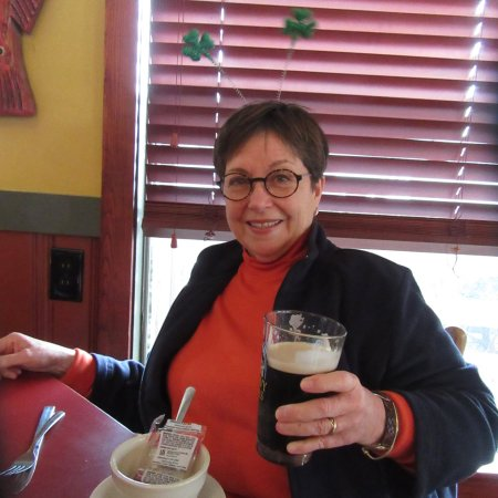 Red Drum Taphouse: Red Drum - St. Patrick's Holiday - raising a pint of Guiness Stout!