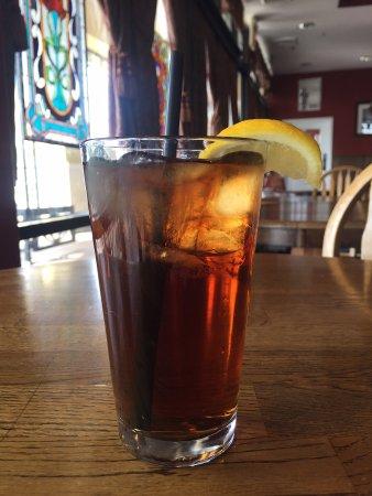 West Sacramento, Californie : Ice Tea
