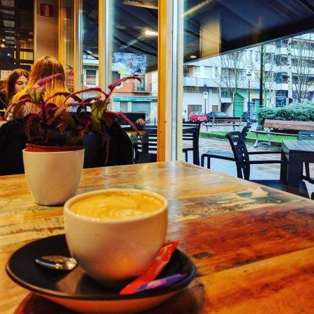 Beasain, Spain: Cafe rico