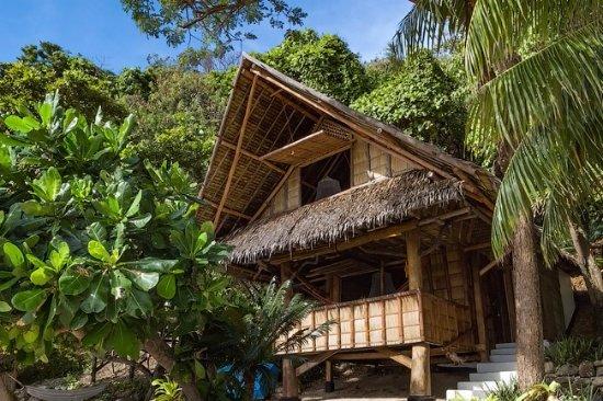 Kookoo's Nest: Driftwood cottage.