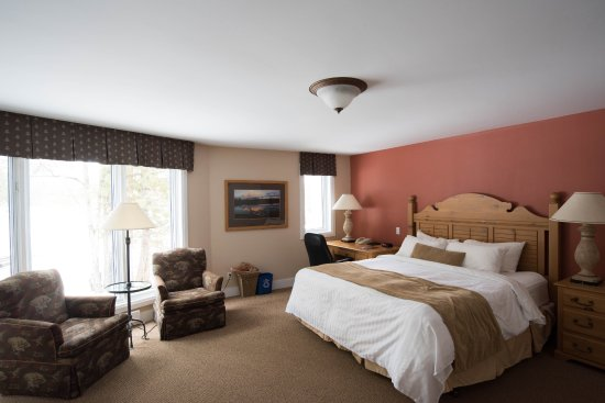 Port Carling, Καναδάς: Cedarwood Room
