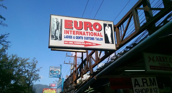 ‪Euro International Tailors‬