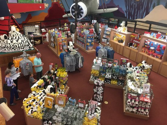 Snoopy's Gallery and Gift Shop