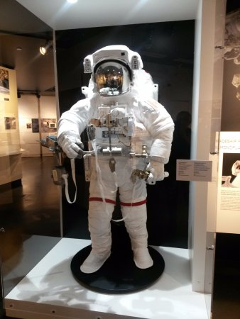 Ottawa, Canadá: Space suit!