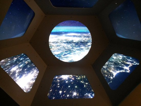 Ottawa, Canadá: What it looks like to see earth from the space shuttle!