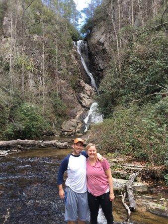 Rosman, Carolina del Norte: Miller's Land of Waterfall Tours