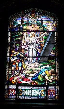 Ottawa, Canada: Beautiful stained glass windows...