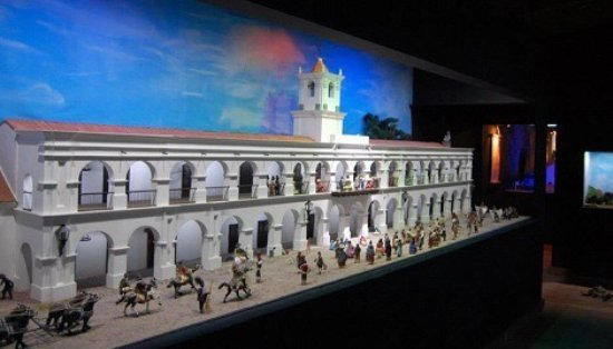 San Lorenzo, Argentina: Museo didactico de la Gesta Guemesiana y Gaucha