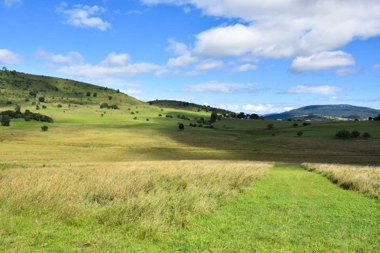 Nestled in the rolling hills of Milford near Boonah, Queensland. Beautiful place to just relax a