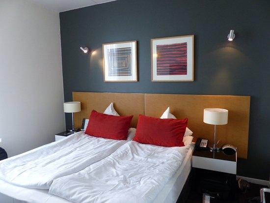 Adina Apartment Hotels Copenhagen : Adina Apartment Hotel: Bedroom