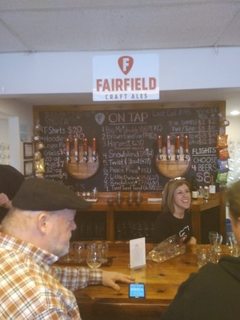 Stratford, Κονέκτικατ: Fairfield Craft Ales