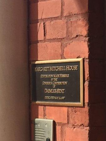 Margaret Mitchell House: photo0.jpg
