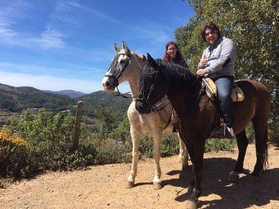Galaroza, Spanien: Tomada por Julio, espléndido viaje