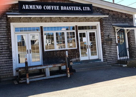 Northborough, MA: Armeno Coffee Roasters