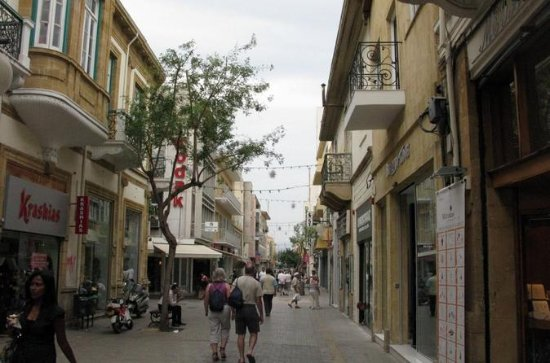 Nicosia Full Day Shopping Tour from ...