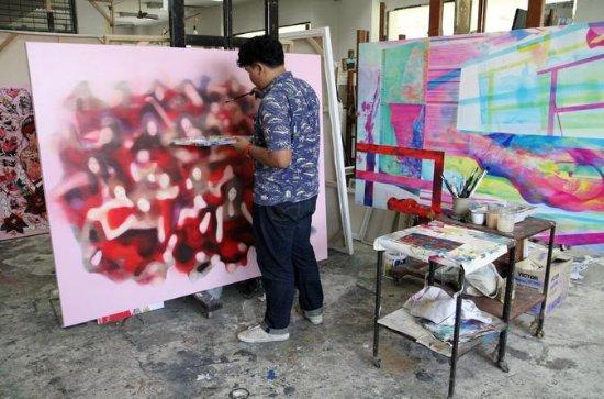 Private Full-Day Bangkok Art Tour