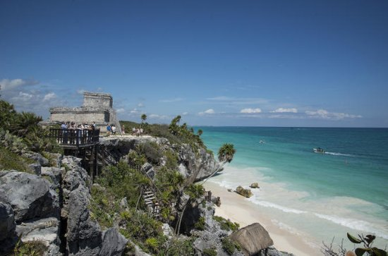 Tulum Ruins, Snorkel Tour from Cancun...