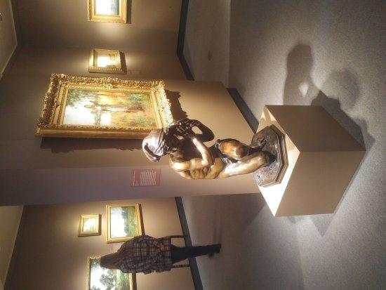 กรีนวิช, คอนเน็กติกัต: Bruce Museum