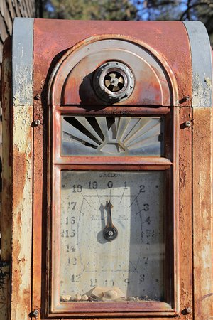 Grass Valley, Californien: OLD PUMP