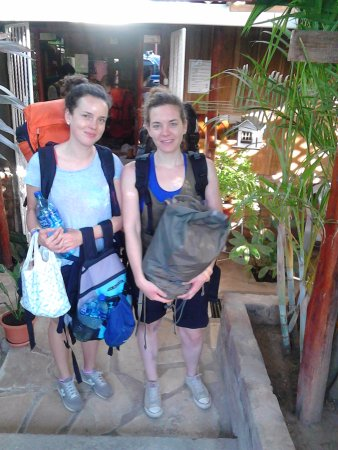 Rivas, Nicaragua: Two guest adventure bound