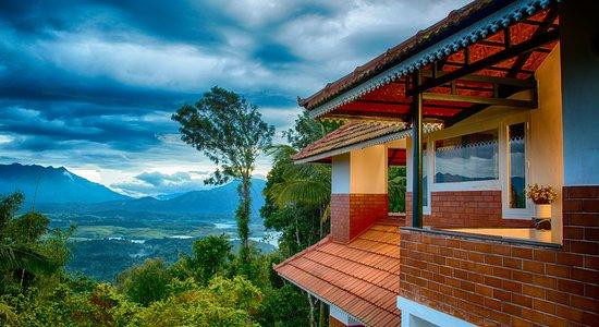 Ambalavayal, India: Again the Spectacular View