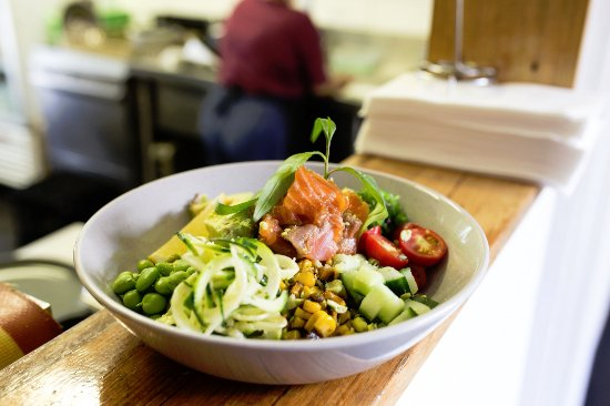 Moonee Ponds, Australia: Poke Bowl