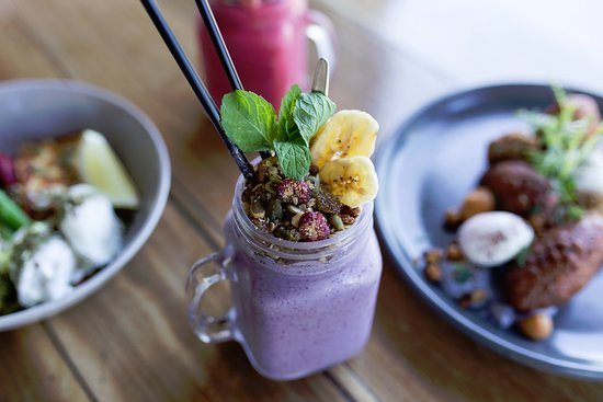 Moonee Ponds, Australia: Banana Super Smoothie