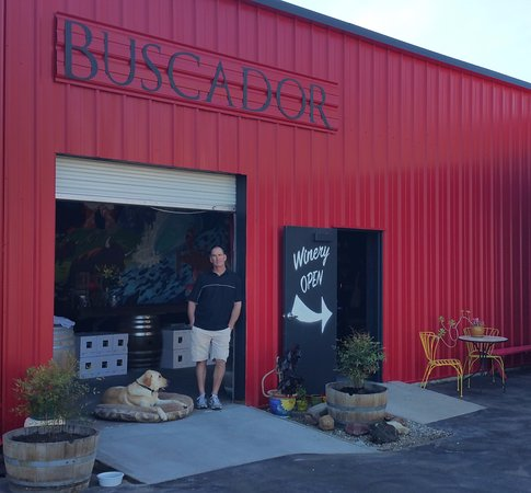 Buellton, CA: Doors opened April 1. Cheers!
