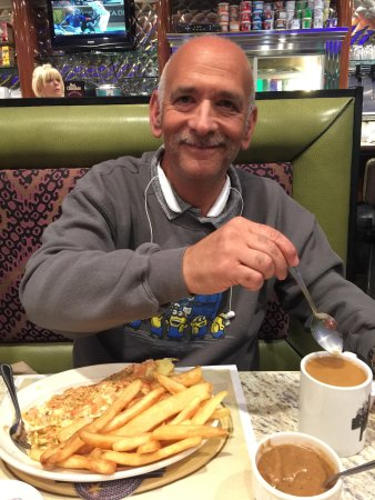 Commack, NY: Amazing late night breakfast