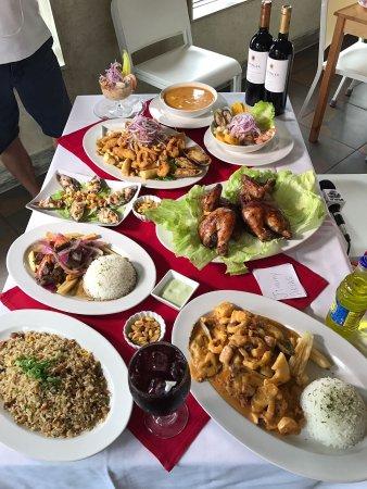 Inkawasi Peruvian Restaurant Sarasota Restaurant