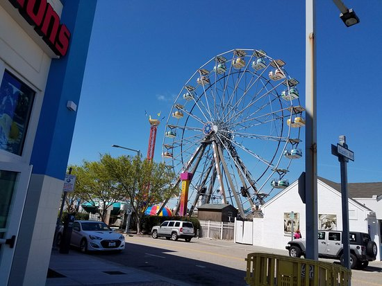 Atlantic Fun Park Ferris Wheel