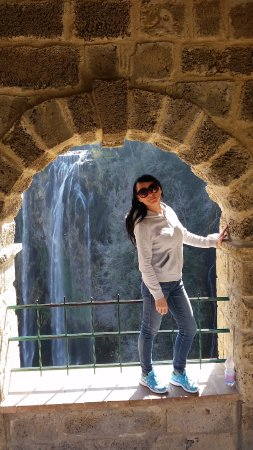 La loggia sul Nera: водопады рядом