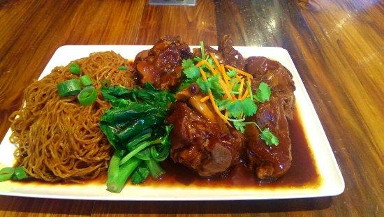 Clayton, Australië: Pigs Trotters Noodles