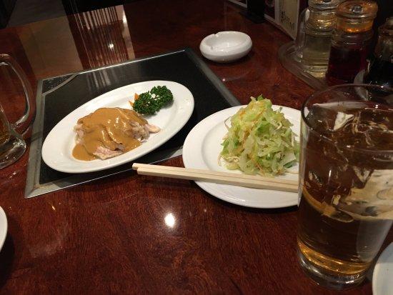 Hinabeyamucha Fu-Yuen: 棒棒鶏