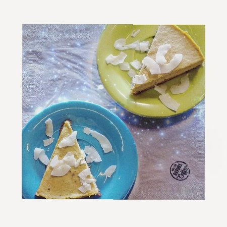 Uherske Hradiste, Czech Republic: Mango RAW cake!
