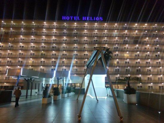 Hotel Helios Benidorm Image
